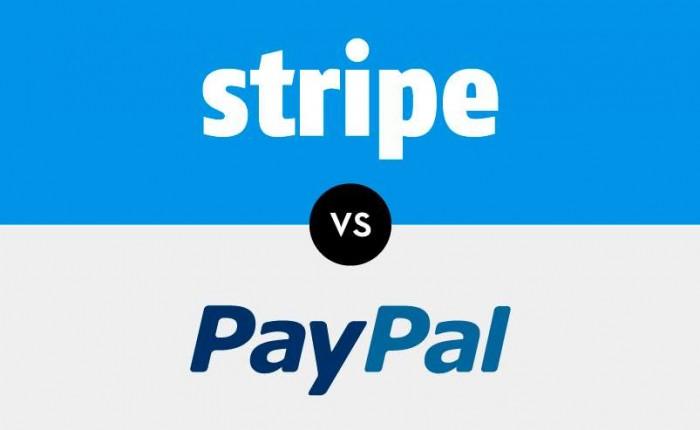 Strip vs Paypal